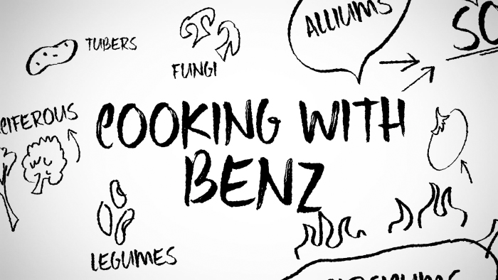 Cooking with Benz